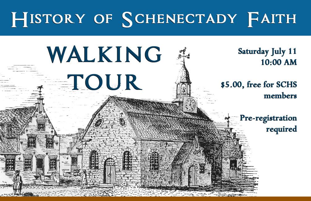 religion walking tour