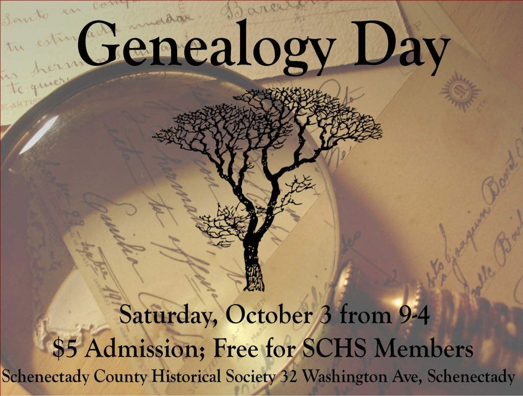 Genealogy Day