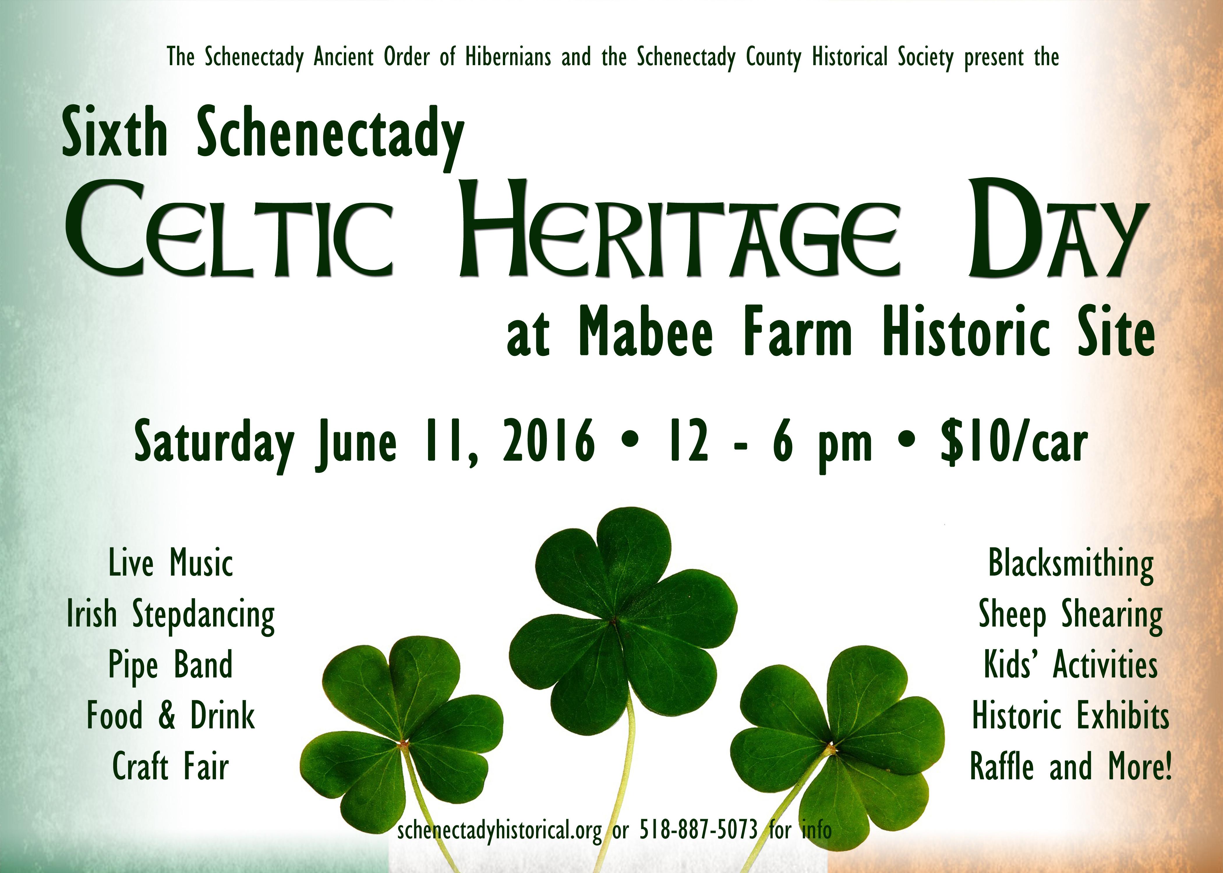 Celtic Heritage Day