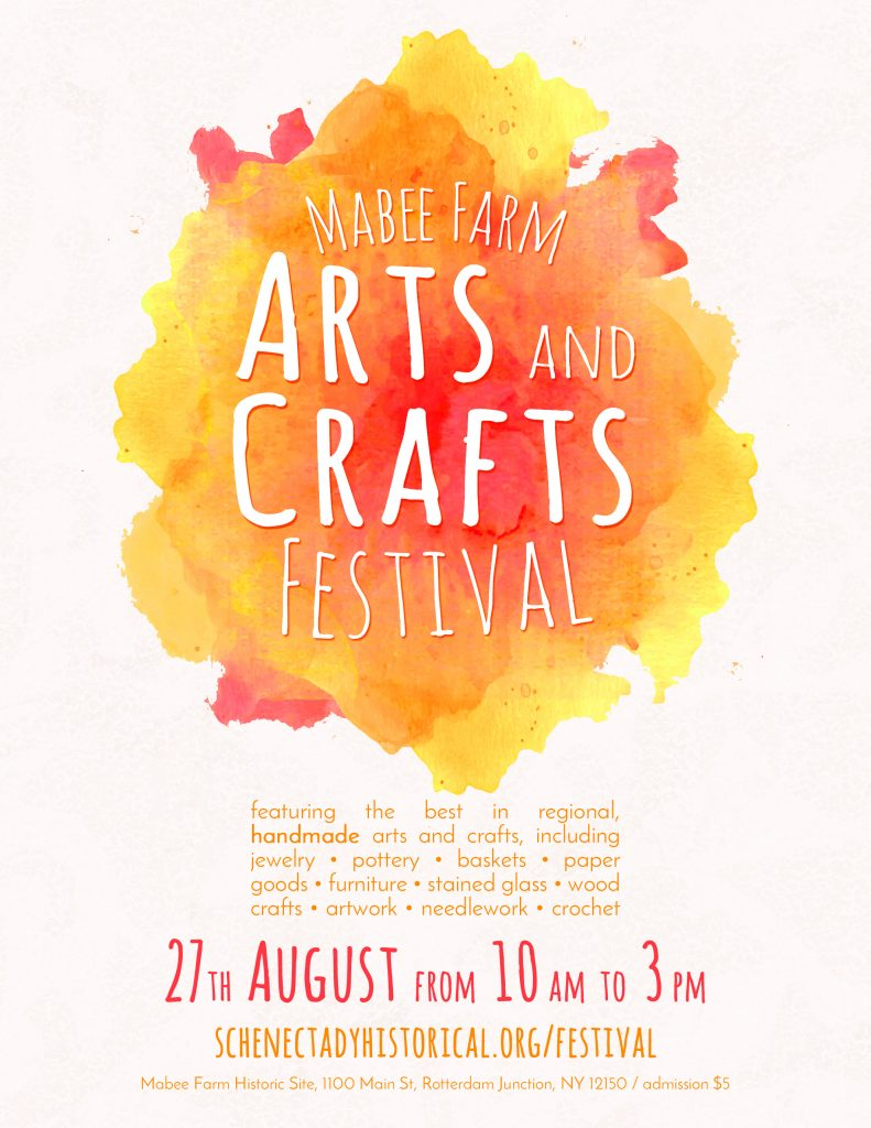 13th annual arts crafts festival august 27 2016 for Arts and crafts festival