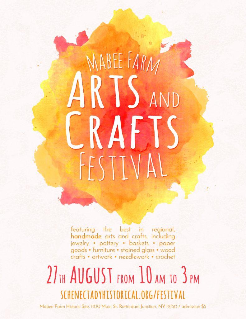 13th Annual Arts & Crafts Festival at Mabee Farm @ Mabee Farm Historic Site