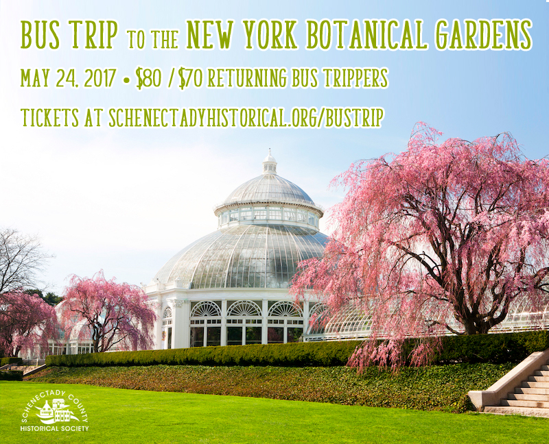 Bus trip to the new york botanical gardens schenectady - New york botanical garden directions ...