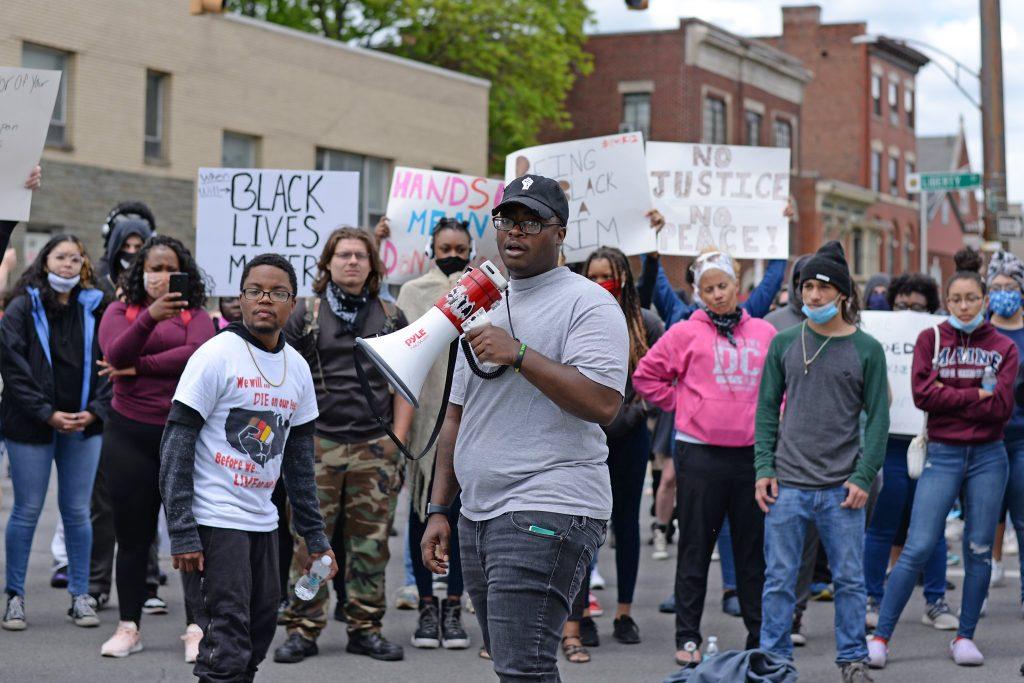 black lives matter schenectady