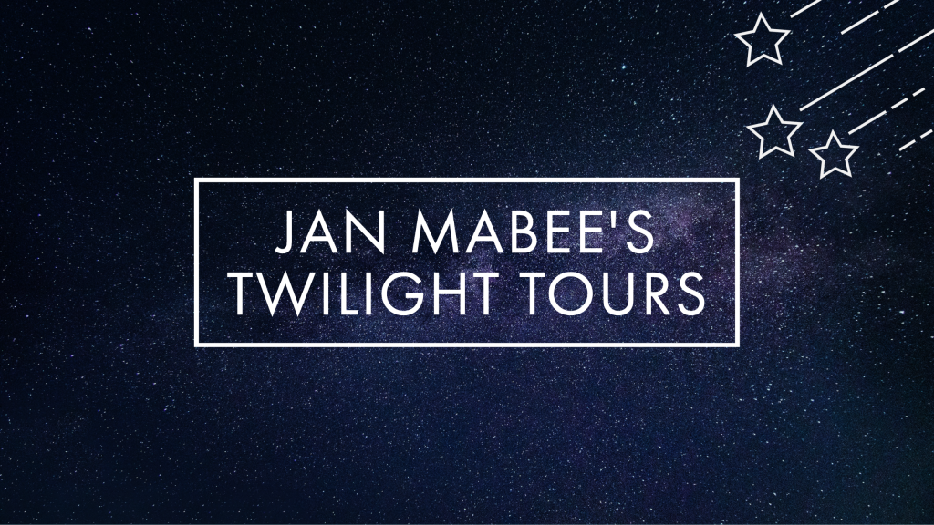 MABEE TWILIGHT TOURS