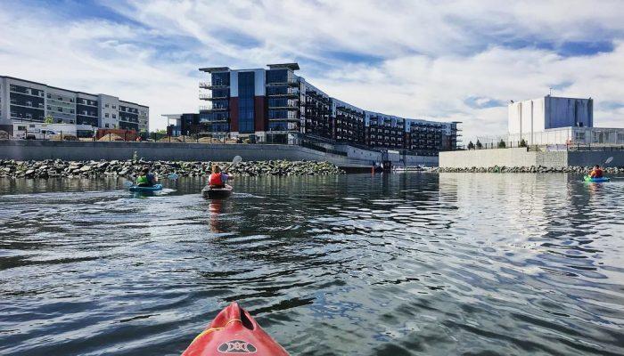 Kayak Through History Schenectady