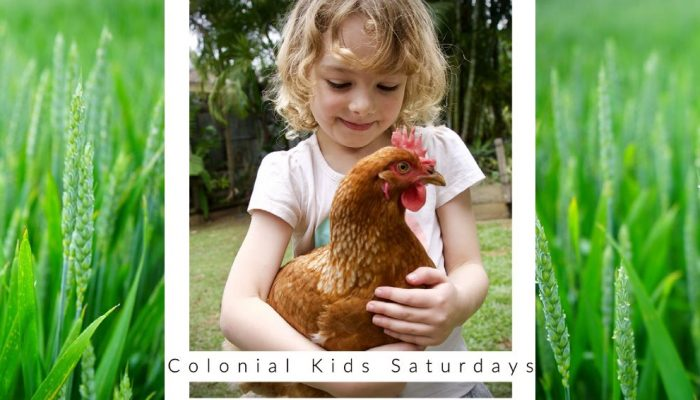 Colonial Kids Day