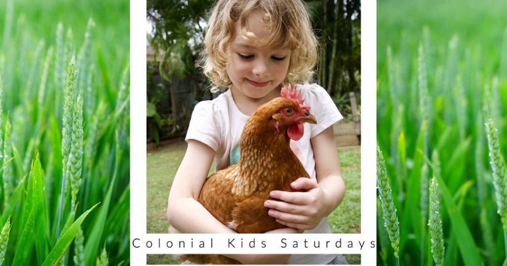 Colonial Kids Saturdays